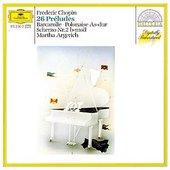 Chopin, Frédéric - CHOPIN Préludes, Barcarolle, Polonaise / Argerich