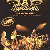 Aerosmith - You Gotta Move (DVD + CD)
