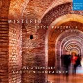 Ástor Piazzolla & H.I.F. Biber - Misterio (2018)