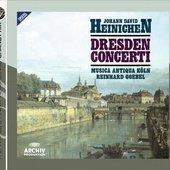 Heinichen, Johann David - HEINICHEN Dresden Concerti