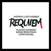 Andrew Lloyd Webber / Placido Domingo, Sarah Brightman, Lorin Maazel - Requiem (Edice 1995)