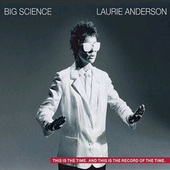 Laurie Anderson - Big Science (Enhanced)
