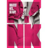 Pink - Greatest Hits...So far!!!/DVD (2010)