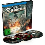 Sabaton - Heroes On Tour/2BRD+CD (2016)
