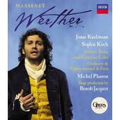 Jonas Kaufmann, Sophie Koch, Ludovic Tézier, Anne-Catherine Gillet - Werther (Blu-ray, 2014)
