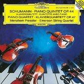 Schumann, Robert - SCHUMANN Klavierquintett Emerson String