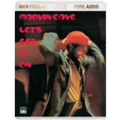 Marvin Gaye - Let's Get It On (Blu-ray Audio, Edice 2015)
