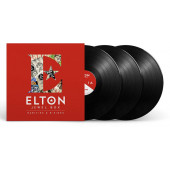 Elton John - Jewel Box: Rarities & B-Sides (3LP, 2020) - Vinyl