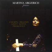Martha Argerich - Chopin / Brahms / Liszt / Ravel / Prokofiev - 180 gr. Vinyl