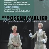 Strauss, Richard - STRAUSS Rosenkavalier Kleiber DVD-VIDEO