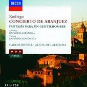 Rodrigo, Joaquín - Rodrigo Concierto de Aranjuez Carlos Bonell