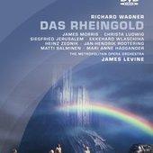 Wagner, Richard - WAGNER Rheingold Levine DVD-V
