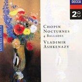 Chopin, Frédéric - Chopin Nocturnes Vladimir Ashkenazy