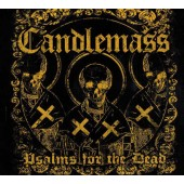 Candlemass - Psalms For The Dead (CD+DVD, 2012) /Limited Digibook