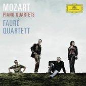 Mozart, Wolfgang Amadeus - MOZART Piano Quartets /  Fauré Quartett