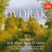 Čajkovskij/Dvořák/Vlach - Serenades in E major & in D minor