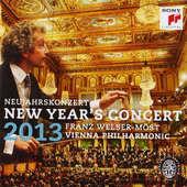 Vídenští Filharmonici - Novoroční Koncert 2013
