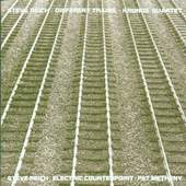 Steve Reich - Reich: Different Trains / Electric Counterpoint