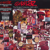 Gorillaz - Singles Collection 2001-2011 (CD + DVD)