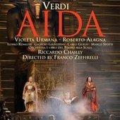 Verdi, Giuseppe - Verdi Aida Urmana/Alagna/Komlosi/Giuseppini