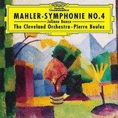 Boulez, Pierre - MAHLER Symphonie No. 4 Banse Boulez