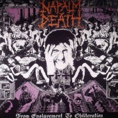 Napalm Death - From Enslavement To Obliteration (Edice 2017) - Vinyl