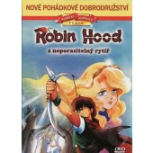 Film/Animovaný - Robin Hood a neporazitelný rytíř (Pošetka)