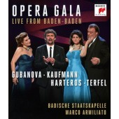Anja Harteros, Ekaterina Gubanova, Jonas Kaufmann, Bryn Terfell - Opera Gala: Live from Baden-Baden (Blu-ray, 2017)