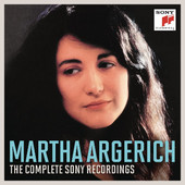 Martha Argerich - Complete Sony Recordings