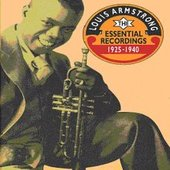 Louis Armstrong - Essential Recordings 1925-1940 DVD OBAL