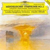 Mendelssohn Bartholdy, Felix - MENDELSSOHN Symphonie No. 2 Abbado