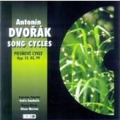 Antonín Dvořák - Song Cycles/Písňové cykly Opp. 55, 83, 99