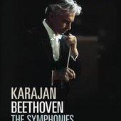 Beethoven, Ludwig van - BEETHOVEN Symphonien 1 - 9 Karajan DVD-V