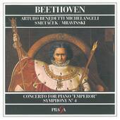 Ludwig van Beethoven - Concerto for Piano No 5-Symphony No 4
