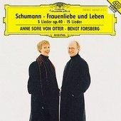 Schumann, Robert - SCHUMANN Frauenliebe und Leben / von Otter