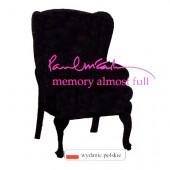 Paul McCartney - Memory Almost Full (Regional Version, 2007)