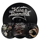 King Diamond - Puppet Master (Limited Picture Vinyl, Reedice 2018) - Vinyl