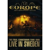 Europe - Final Countdown Tour 1986: Live In Sweden (20th Anniversary Edition)