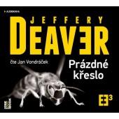 Jeffery Deaver - Prázdné křeslo /MP3 audiokniha