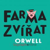 George Orwell - Farma zvířat (CD-MP3, 2021)