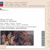 Purcell, Henry - Purcell Dido and Aeneas Bott/Kirkby/Ainsley/Thomas