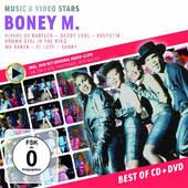 Boney M. - Music & Video Stars (CD + DVD)