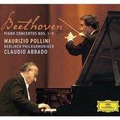 Beethoven, Ludwig van - BEETHOVEN Piano Concertos Pollini Abbado