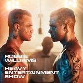 Robbie Williams - Heavy Entertainment Show/CD+DVD (2016)