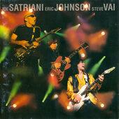 Joe Satriani / Eric Johnson / Steve Vai - G3 Live In Concert (Edice 2000)