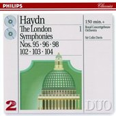 Haydn, Joseph - Haydn London Symphonies, vol.1 Royal Concertgebouw