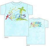 Killers - Day & Age retro caribbean (S)