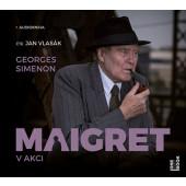 Georges Simenon - Maigret v akci (MP3, 2018)