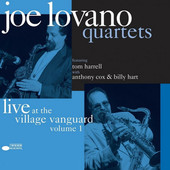 Joe Lovano - Quartets (Live At The Village Vanguard) - Vinyl