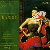 Giacomo Puccini - Turandot/Milan Live 1964